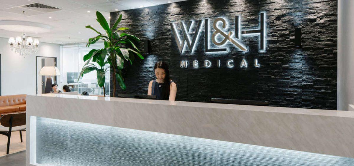 WL&H Medical Centre at Camden Medical Centre near Tanglin