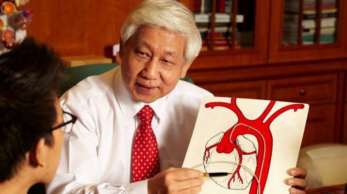Cardiology Specialist Dr Peter Yan Heart Specialist
