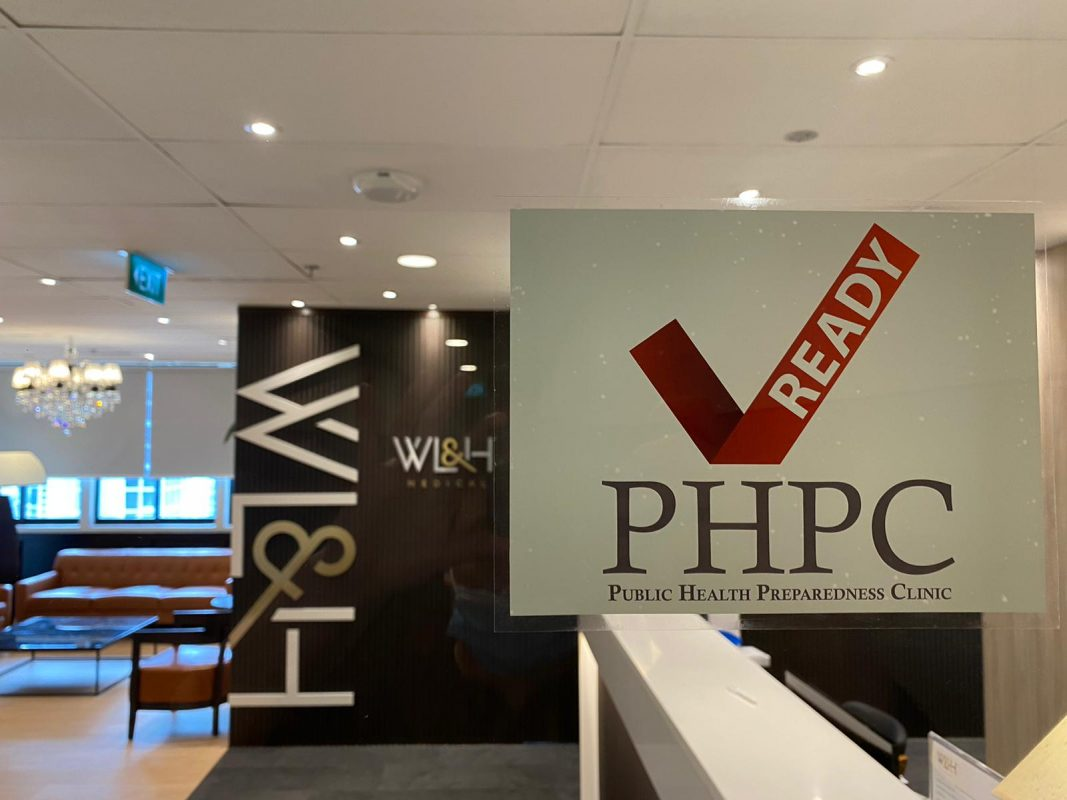 WL&H PHPC Accredited